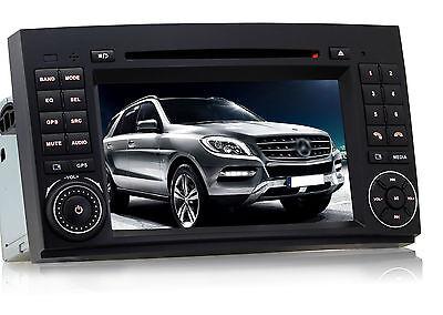 7 Zoll 2din Autoradio GPS Navigation DVD für Mercedes Benz Vito Viano W169 W639  online kaufen