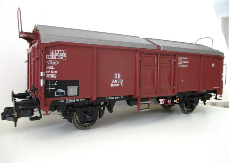 Märklin Gauge 1 Freight Wagon Sunroof Car Kmmks 51 From 58229 New