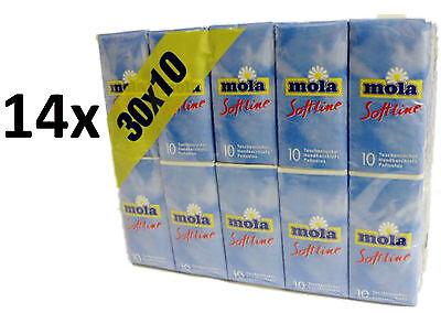 420 Packungen á 10 Taschentücher, soft weiss, 4- Lagig, 4200 Papiertaschentücher