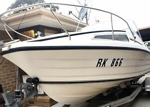SAVAGE ASTRA 5.2M 120HP Meadow Heights Hume Area Preview