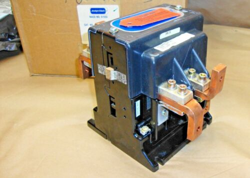 NEW Reliance 78094-33R Motor Starter Contactor 7809433R  265 Amp 600 Volt DC