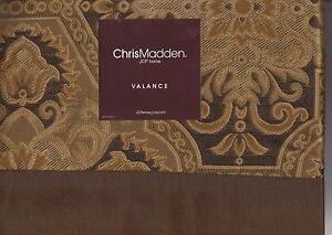 Chris Madden Valance Ebay