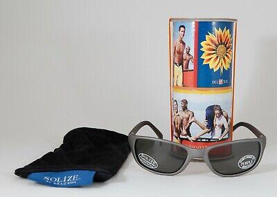 Del Sol Solize Sunglasses Color Changing Frames Charcoal Purple Kids (Color Changing Sunglasses Frame)