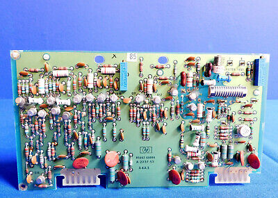Agilent Hp Keysight 85662-60009 Board Assembly For 85662a Spectrum Analyzer