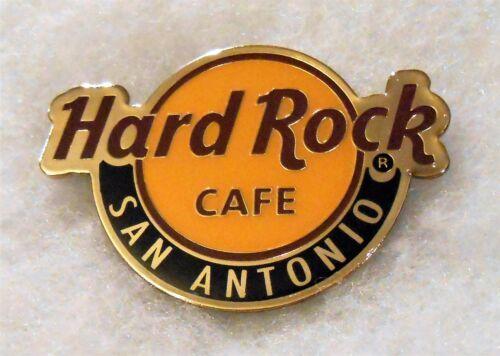 HARD ROCK CAFE SAN ANTONIO CLASSIC LOGO MAGNET