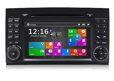 Autoradio Touchscreen GPS Navigation DVD Für Mercedes Benz Vito Viano W169 W245 online kaufen
