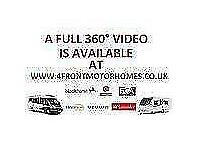 2001 COMPASS CRUISER 760 4 BERTH MOTORHOME WITH LARGE REAR BATHROOM MOTOR CARAVA