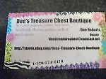 Dee's Treasure Chest Boutique