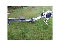 Concept 2 model d rowing machine with working pm 3 monitor