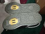 exus cycling shoe size 42