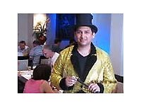 London magician for hire. Children's party, corporate show, wedding event entertainer & many more.