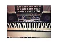 Yamaha PSR-262 Touch Sensitive Portable Keyboard with MIDI