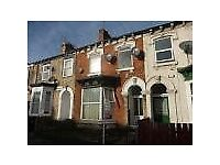 Large Five Bed House Available, De Grey Street, Hull