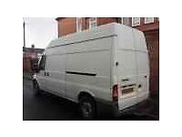 Gm removals and logistics Halifax fully insured cheap man and van hire 07763922030