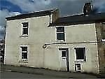 MUST BE SOLD NOW INVITING NEW ENQUIRIES. PROPERTY RENOVATION PROJECT IN SANQUHAR IS OPEN TO OFFERS