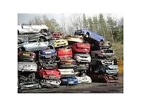 Scrap cars an vans wanted best prices paid in cash