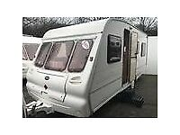 Bailey Discovery 5 berth Lightweight