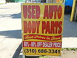 Jhonnys used auto body parts