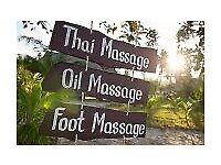 Thai Massage - New Year discount £30/hr.!