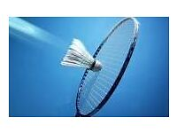 Intermediate and Advanced Players for Central London Badminton Club