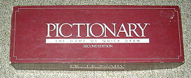 Pictionary 1st/2nd Ed,Pictionary Junior, Updated for90's Edition London Ontario image 2