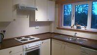 Property to let. DUNFERMLNE. 3 bedroom double upper maisonette. St Leonards area.