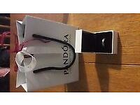 Pandora silver Ring Brand New in Box and Bag giftwrap xo kisses ring size N