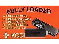 Amazon Fire Stick with Kodi 16.1 Fully-Loaded✔️Sports✔️Movies✔️TV✔️Kids✔️Adult