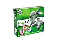 Leap Tv with 5 games