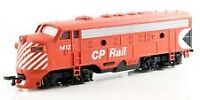 CP canadian pacific diesel locomotive 1412 HO scale model