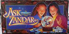 Ask Zandar Board Game Talking Electronic Fortune Telling 1992 Edmonton Edmonton Area image 1