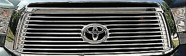 OEM TOYOTA TUNDRA LIMITED PLATINUM CHROME GRILLE FITS SELECT 2010-2012 *SEE LIST
