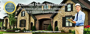 Get a Home Inspection before you buy or sell that House/Condo
