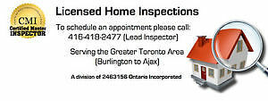Before you buy/sell have your home inspected!