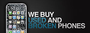 Wanted: We Buy New Used&Broken iPads&iPhone Samsung LG,Sony&More