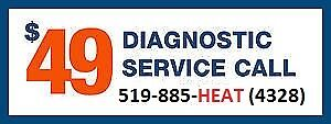 Furnace & Air Conditioner SALE - $2200 Rebates - Rent to Own $35