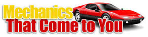 ON-THE-GO MOBILE AUTO REPAIR - WE COME TO YOU