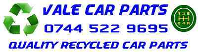 Vale Used Car Parts