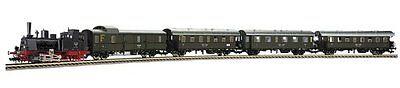 Fleischmann 480903 Personenzug Dampflok T3 & 4 PW#30070