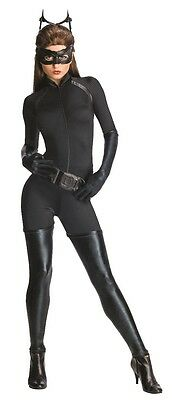 Catwoman Kostüm Batman The Dark Knight Rises Karneval Fasching Damen , (K) ()