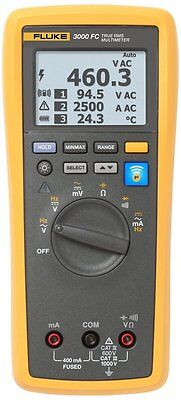 Fluke Connect Wireless Digital Multimeter Capacitor Volt Meter Analyzer Tester