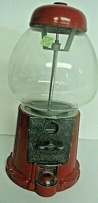 Leaf Carousel King 1985 Glass Globe Candy Vending Machine -No 95-King 008148