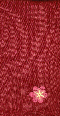 100% Alpaka-Wolle Schal handgestrickt. SONDERANGEBOT