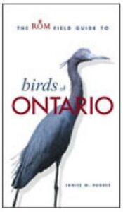 DISO - ROM Field Guide to Birds of Ontario