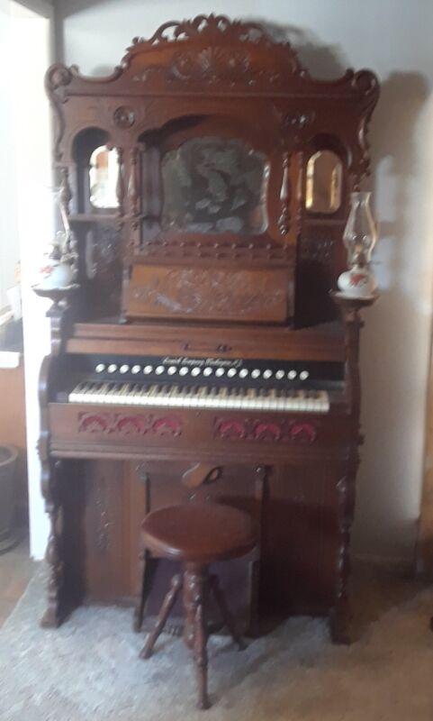pump organ antique