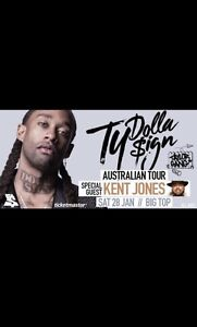 1x ty dolla sign ticket Liverpool Liverpool Area Preview