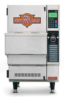 New Perfect Fry Deep Fryer Ventless Automatic Countertop 2.75 Gal. Cap. - Pf