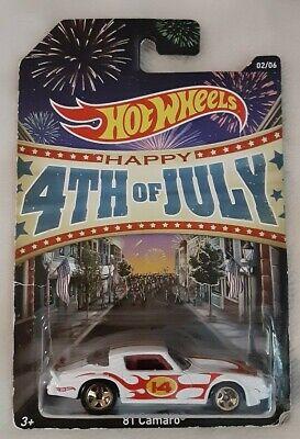 Hot Wheels 4th of July Series '81 Camaro