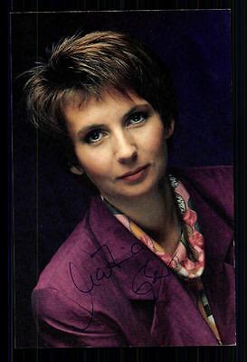 Martina Eßer WDR Autogrammkarte Original Signiert ## BC 21608