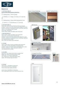 Eco build homes& renovations Rockingham Rockingham Area Preview